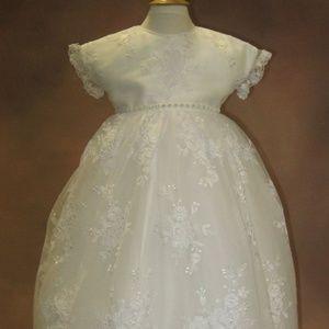 Vanina baptismal gown